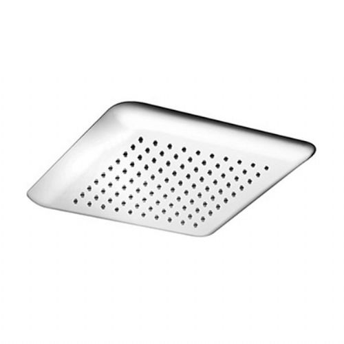 Abacus Temptation Cream Shower Head - 250mm Wide - Chrome